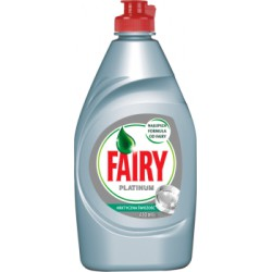 Fairy Platinum Płyn do mycia naczyń Arctic Fresh 430 ml