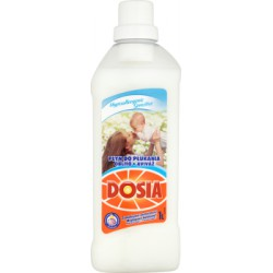 Dosia Hypoallergenic Sensitive Płyn do płukania 1 l
