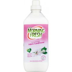 Morning Fresh płyn do płukania tkanin Jasmine & Lime Blossom 1 l