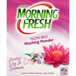 Morning Fresh proszek do prania Water Lilly & Jasmine Uniwersalny 867 g