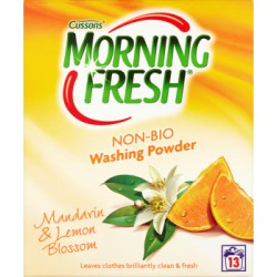 Morning Fresh proszek do prania Mandarin & Lemon Blossom 867 g