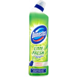 Domestos Total Hygiene Lime Fresh Żel do czyszczenia toalet 700 ml