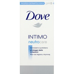 Dove Intimo Neutro Care Płyn do higieny intymnej 250 ml