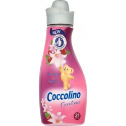 Coccolino Creations Tiare Flower & Red Fruits Płyn do płukania tkanin koncentrat 750 ml