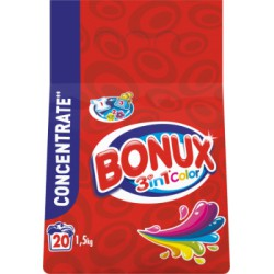 Bonux Color Proszek do prania 1,5 kg (20 prań)