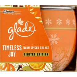 Glade Warm Spiced Orange Świeca 120 g