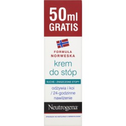 NEUTROGENA Krem do stóp 100 ml