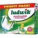 Ludwik Tabletki do zmywarki Ultimate Power All in 1 Lemon 540g a30