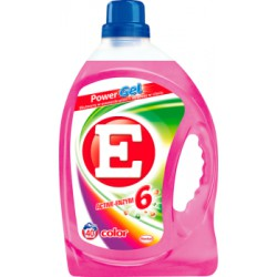 E Active Gel Color Żel do prania 2,92 l