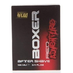 "BOXER woda toaletowa po goleniu ""Red Adventure"" 100 ml"