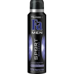 Fa Men Sport Recharge Antyperspirant w sprayu 150 ml