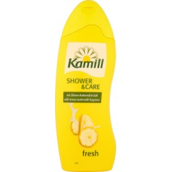 Kamill Shower & Care Żel pod prysznic fresh 250 ml