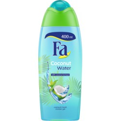 Fa Coconut Water Żel pod prysznic 400 ml