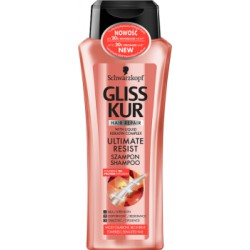 Gliss Kur Ultimate Resist Szampon 250 ml