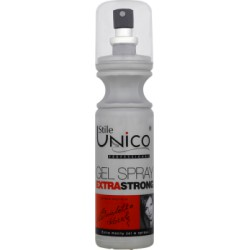Stile Unico Professional Extra mocny żel w sprayu 150 ml