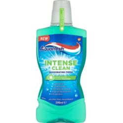 Aquafresh Intense Clean Płyn do płukania jamy ustnej 500 ml