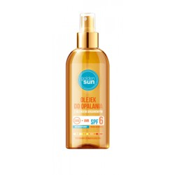 Olejek do opalania Golden Sun Arganowy SPF6 150ml