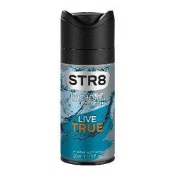 STR8 Body Refresh Live True Dezodorant w aerozolu 150 ml