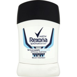 Rexona Men Williams Racing Antyperspirant w sztyfcie 50 ml