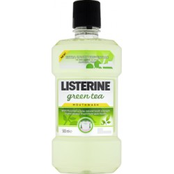 Listerine Green Tea Płyn do płukania jamy ustnej 500 ml