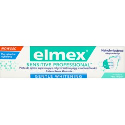 Elmex Sensitive Professional Gentle Whitening Pasta do zębów 75 ml