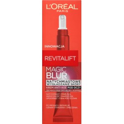 Loreal Paris Revitalift Magic Blur Krem Anti-Age pod oczy 15 ml