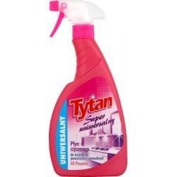 Płyn czyszczący Tytan super uniwersalny spray 500g
