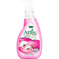 Attis flower 400ml mydło w płynie /orchidea/