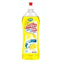 Gold Cytrus żel do mycia naczyń Strong fresh lemon 700ml width=