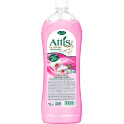 Attis flower 1,0l mydło w płynie orchidea /zapas/
