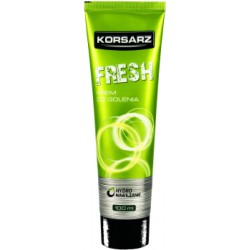 Korsarz Fresh krem do golenia 100ml