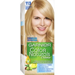 Garnier Color Naturals Creme Farba do włosów 113 Superjasny Beżowy Blond width=