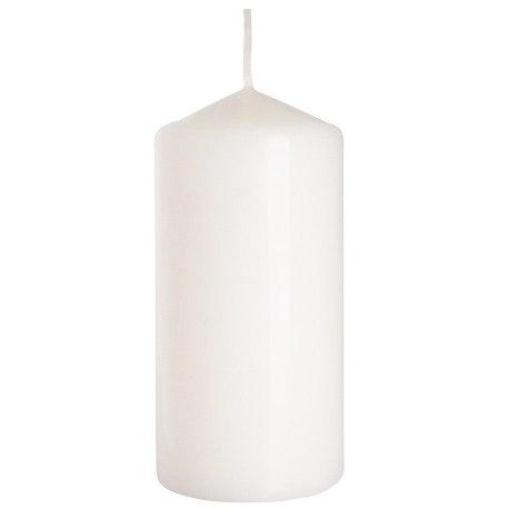 Bispol świeca walec sw60/120 biała