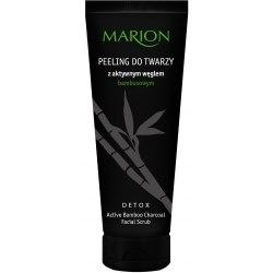 Marion Detox Peeling do Twarzy z Aktywnym Węglem 75ml