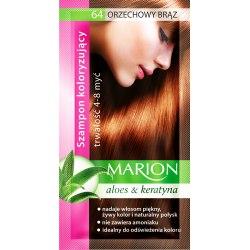 Marion szampon koloryzujący 64 Orzechowy Brąz saszetka 40ml