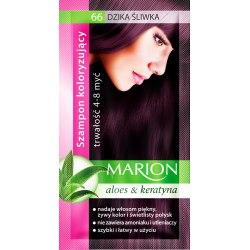 Marion szampon koloryzujący 66 Dzika Śliwka saszetka 40ml