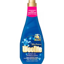 Woolite Blue Passion Balsam do płukania tkanin 1200 ml (50 prań)