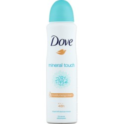 Dove Mineral Touch Antyperspirant w aerozolu 150 ml
