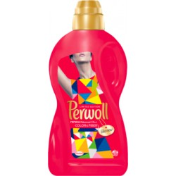 Perwoll renew Advanced Effect Color & Fiber Płynny środek do prania 1,8 l (30 prań)