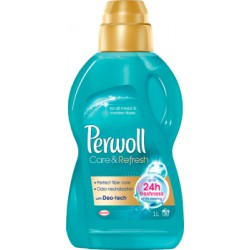 Perwoll Care & Refresh Środek do prania tkanin 1 l (16 prań)