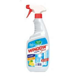 Window Plus 0,75L Lemon fresh /rozpylacz/