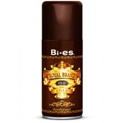 Bi-es Royal Brand Gold dezodorant 150ml