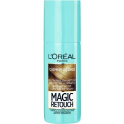 Loreal Magic Retouch Retusz Odrostów w Spray'u Ciemny Blond 75ml