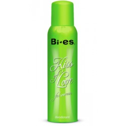 Bi-es Kiss of Love zielony dezodorant damski 150ml