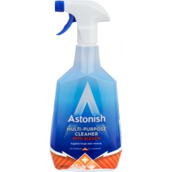 Astonish Multi Purpose with Bleach - Preparat czyszczący z wybielaczem 750ml