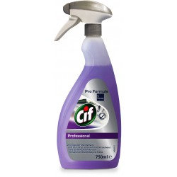 Cif Professional 2in1 Cleaner Disinfecant Diversey 750 ml width=