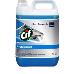 Cif Professional Window & Multi Surface Cleaner 5L