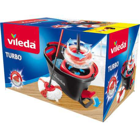 Vileda mop obrotowy Easy Wring & Clean TURBO