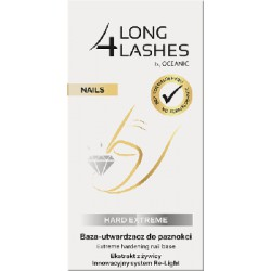 Long4Lashes Nails ekstremalne serum utwardzające do paznokci 10 ml