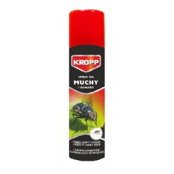 Kropp Spray na muchy i komary 400ml
